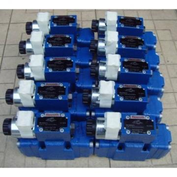 REXROTH MG 10 G1X/V R900422145 Throttle valves
