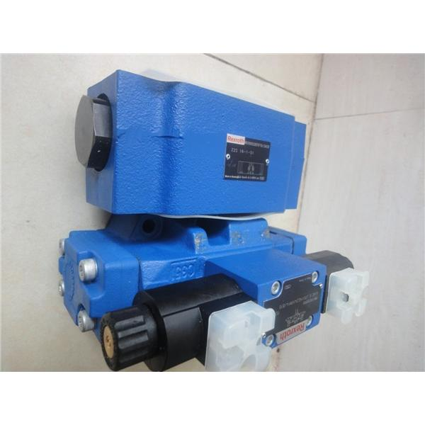 REXROTH 4WE 6 M6X/EW230N9K4 R900922375        Directional spool valves #1 image